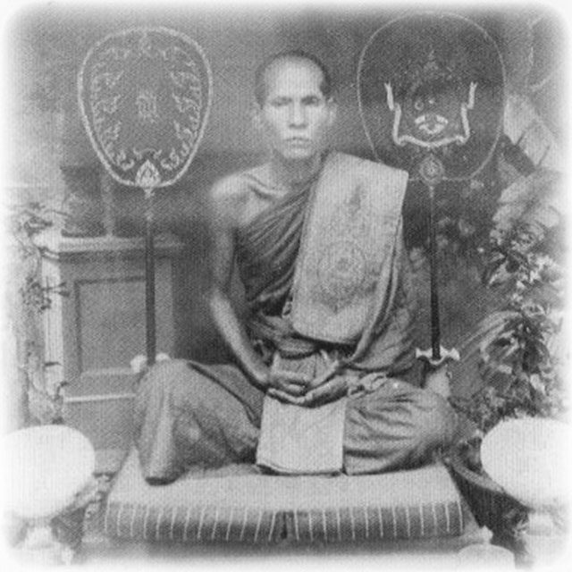 Luang Por Gaew Wat Puang Malai