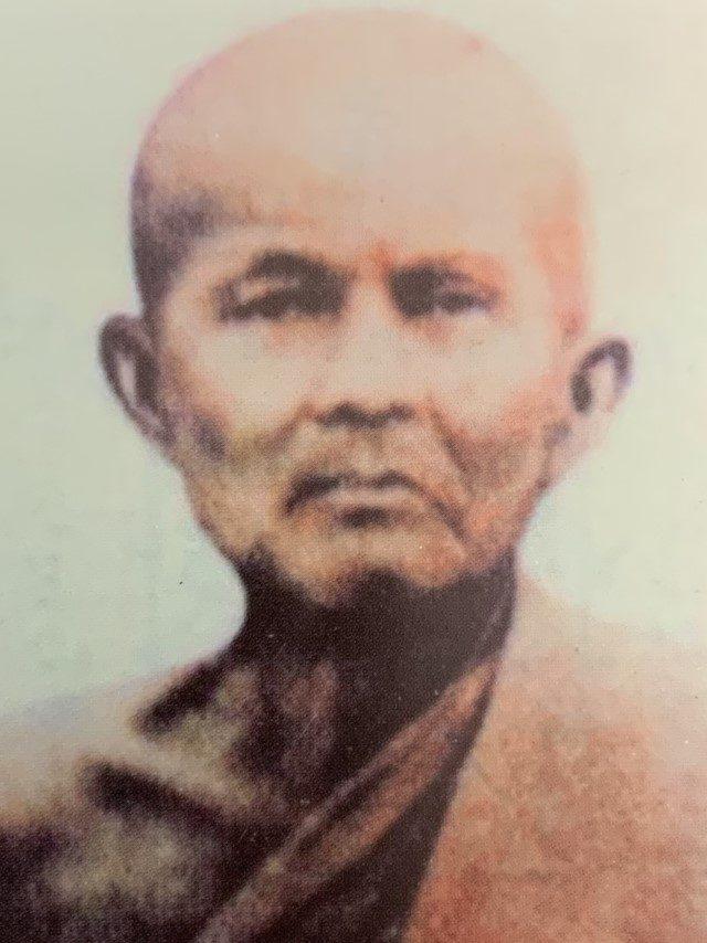 Luang Por PLai of Wat Kampaeng