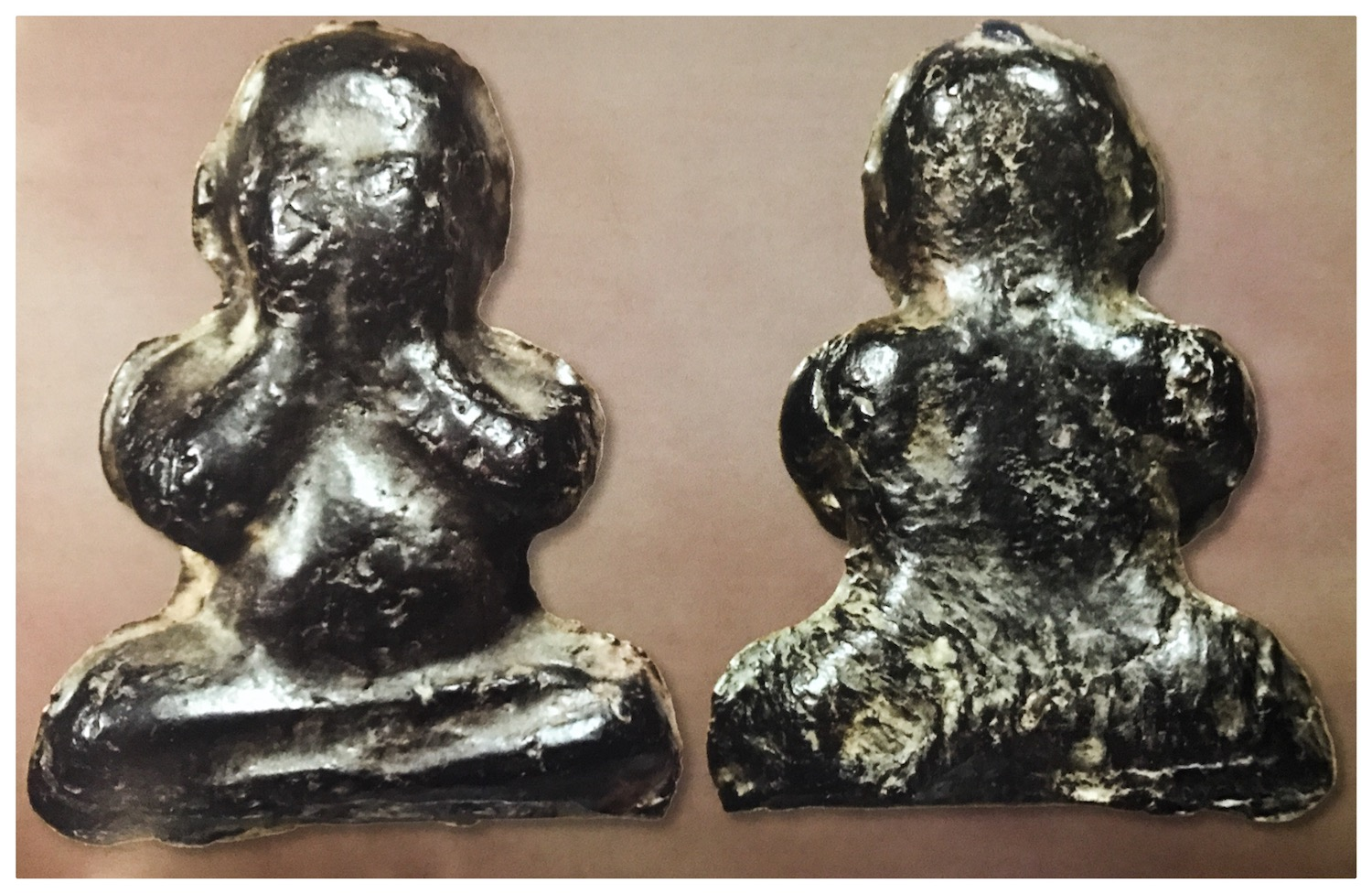 Amulets of Wat Sapan Sung