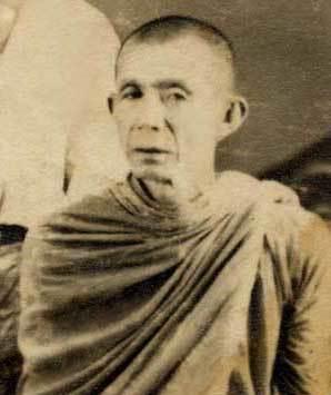 Luang Phu Kroo Ba Wang Wat Ban Den